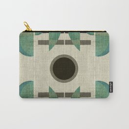 """""""Abstract Ships at the Sea"""" Carry-All Pouch"""