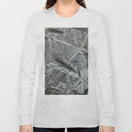 Meteorite structure Long Sleeve T-shirt