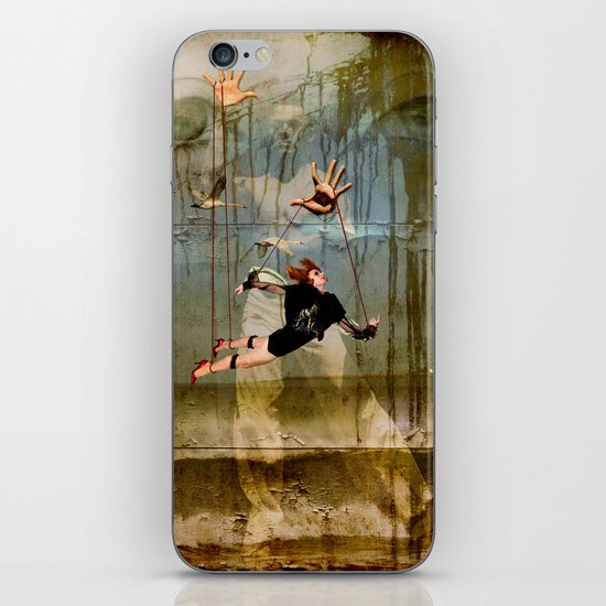 You can fly iPhone & iPod Skin