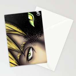 Chat Noir Stationery Cards