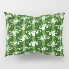 lily of the valley pattern Pillow Sham