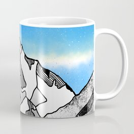 K2 MOUNTAIN LANDSCAPE Coffee Mug