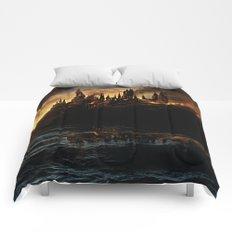 Harry Potter - Hogwart's Burning Comforters