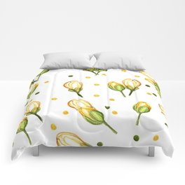 Chinese Freesia in Summer Comforters