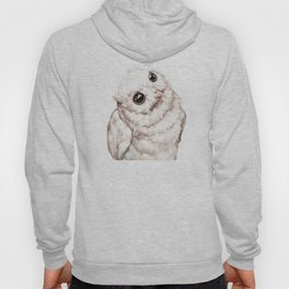 Baby Snowy Owl Hoody