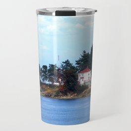 A Canadian Coast Travel Mug