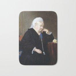 Heinrich von Angeli Queen Victoria Bath Mat