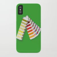 pantone iPhone & iPod Cases featuring PANTONE by VincenzoRusso