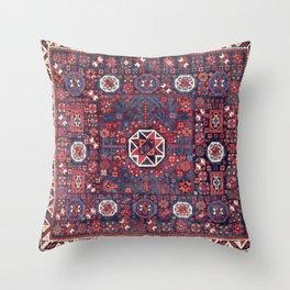 Baluch Khorasan Northeast Persian Rug Print Throw Pillow