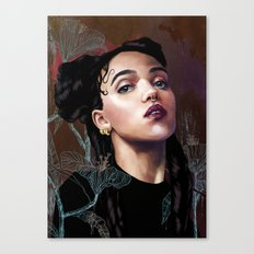 FKA Twigs Canvas Print