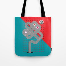 Identity Road Tote Bag