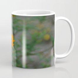 Blooming Orange Coffee Mug