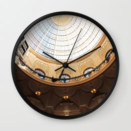 The Dome Wall Clock