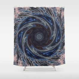iDeal - Waves of Sand Shower Curtain