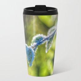 First hoar-frost Travel Mug
