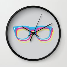 CMYgeeK Wall Clock