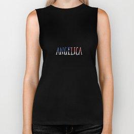 Angelica Biker Tank