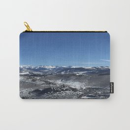 Way up Carry-All Pouch
