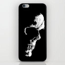 Nightmares - Skull iPhone Skin