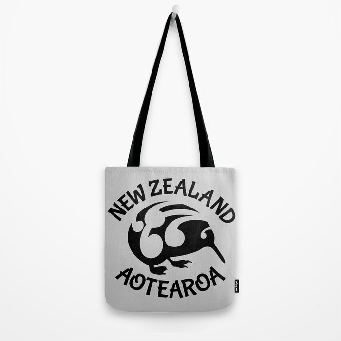 KIWI Aotearoa | New Zealand Tote Bag