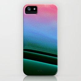 Selfie #Glitch iPhone Case