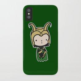 Loki wants love iPhone Case
