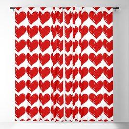 Urban hearts Blackout Curtain