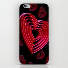 Groove Is In The Heart iPhone & iPod Skin