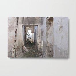 Abandoned house 2 Metal Print