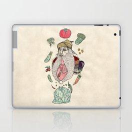 Closeted carnivore Laptop & iPad Skin