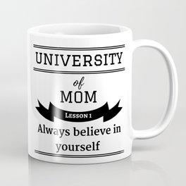 University of Mom Coffee Mug