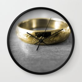 One to rule them All Wall Clock