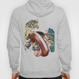 Ring & Flowers Hoody