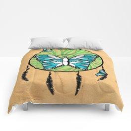 Butterfly Dream-Catcher Comforters