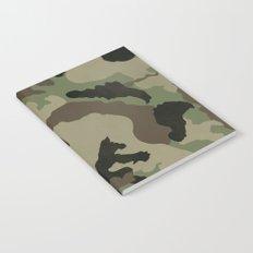 CAMO PATTERN Notebook