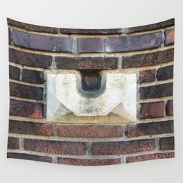 Old Waterspout Wall Tapestry