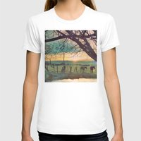 horses T-shirts featuring horses by Jake Reedy