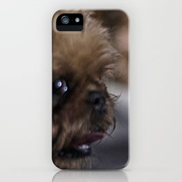 Grampa The Dog iPhone Case