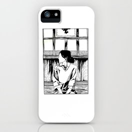 Girl In a Box - Serenity iPhone Case