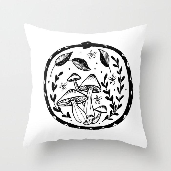Capsule Throw Pillow