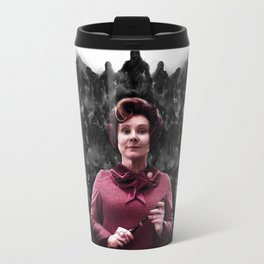 Prof Dolores Umbridge & Dementors Travel Mug