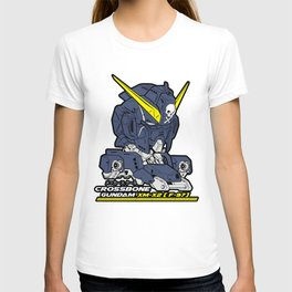 gundam crossbone x2 T-shirt