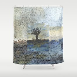 In Limbo - Heavy Weather Shower Curtain