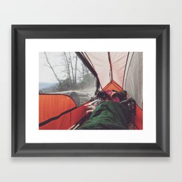 Cheoah Bald •Appalachian Trail Framed Art Print