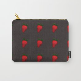 STRAWBERRY PATTERN 05 Carry-All Pouch