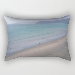 North Sea in Winter Rectangular Pillow