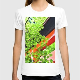 Leaf to Leave to Gate T-shirt
