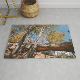 Princess Arch at Red River Gorge Rug
