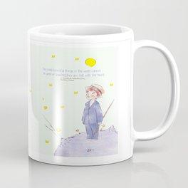 Little Prince Jinki Coffee Mug
