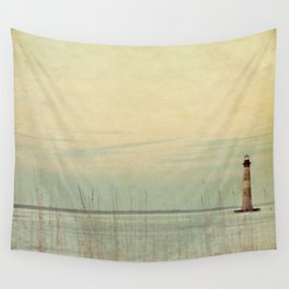 Morris Lighthouse Wall Tapestry